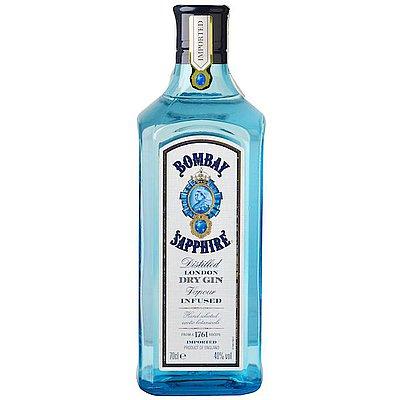 Ginebra Bombay Sapphire 70 cl