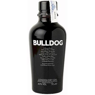 Ginebra Bulldog Gin 70 cl