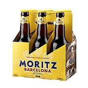 Cerveza Moritz 1/3 Pack de 6