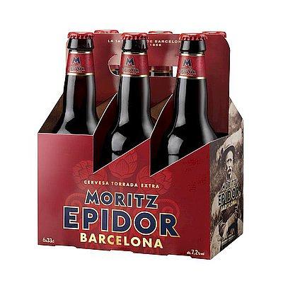 Cerveza Epidor 1/3 Pack de 6