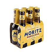 Cerveza Moritz 1/5 Pack de 6