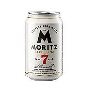Cerveza Moritz 7 Lata 33 cl Pack de 24