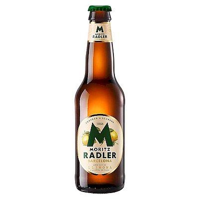 Cerveza Moritz Radler 1/3 Pack de 6