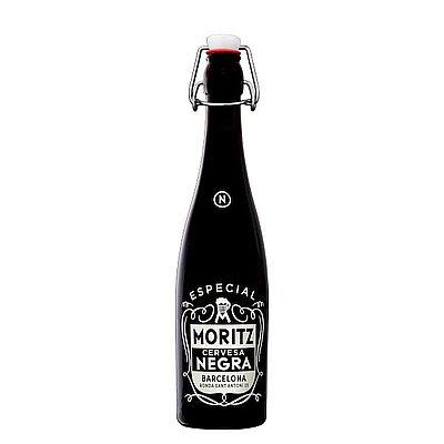 Cerveza Moritz Negra 1/2 Pack de 12