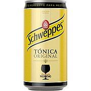 Tónica Schweppes Lata 33 cl Pack de 24
