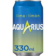 Aquarius Lata 33 cl Pack de 24