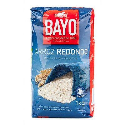 Arroz Redondo Bayo 1 Kg