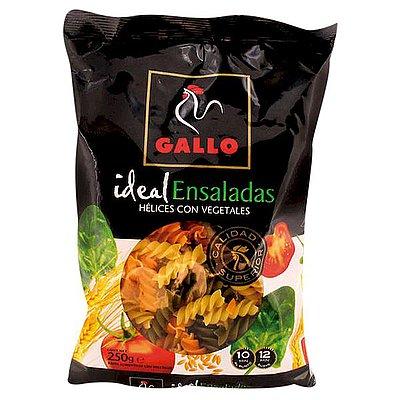 Hélices con Vegetales Gallo 250 g