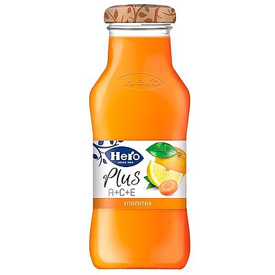 Hero Multifrutas ACE 25 cl Caja de 24