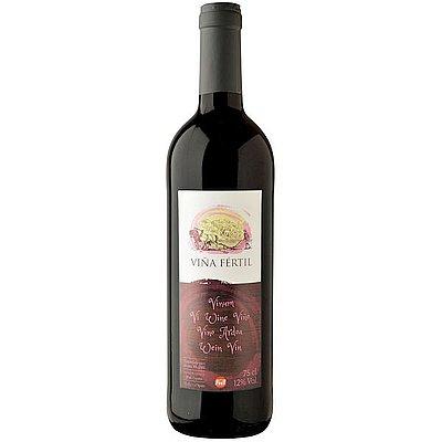 Vino Tinto Viña Fértil Cosechero